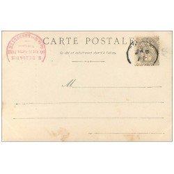 carte postale ancienne 55 VERDUN. Eglise Saint-Sauveur 1902