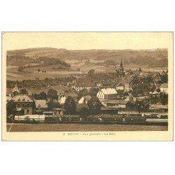 carte postale ancienne 57 BITCHE. La Gare