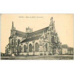carte postale ancienne 01 BOURG. Eglise de Brou. Ed. Ravier