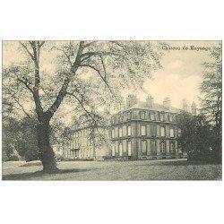 carte postale ancienne 57 HAYANGE HAYINGEN. Le Château