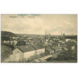 carte postale ancienne 57 HAYANGE HAYINGEN. Total 1913