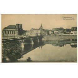 carte postale ancienne 57 THIONVILLE. DIEDENHOFEN 1919