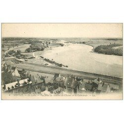 carte postale ancienne 58 NEVERS. La Loire n°4