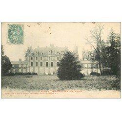 carte postale ancienne 60 ACY-EN-MULTIEN. Le Château vers 1905