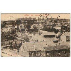 carte postale ancienne 60 MERU. Panorama vers l'Ouest 1932
