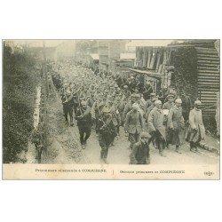 Superbe Lot 10 Cpa COMPIEGNE 60. Prisonniers Allemands, Zeppelin Pompiers, Puits du Roi, Maison Terpi et Bazin etc...