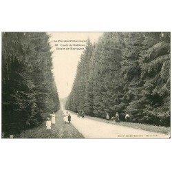 61 BELLEME Lot de 10 Cpa. Route de Mortagne, Chêne Lorentz, Herse, Sept Chênes, Fontaine, Hospice, Maison Boucicault...
