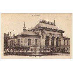 carte postale ancienne 61 FLERS. Tribunal de Commerce