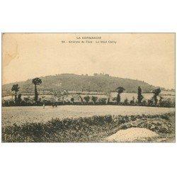 carte postale ancienne 61 LE MONT CERISY 1925