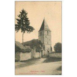 carte postale ancienne 61 MACE. L'Eglise 1906