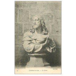 61 SEES. Lot de 10 Cpa. Cathédrale, Nef Orgues, Providence, Choeur, échaffaudages, Rosace, Christ, Miséricorde Séminaire