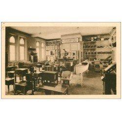 62 BOULOGNE-SUR-MER. Ecole Pratique Commerce. Musée Atelier menuiserie. Industrie et Mécaniciens de Marine