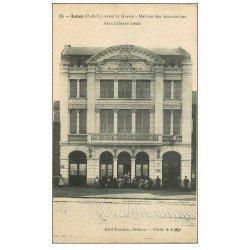 carte postale ancienne 62 LENS. Maison des Associations
