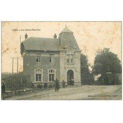 carte postale ancienne 70 LURE. Les Bains-Douches 1917. Etat moyen