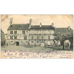 carte postale ancienne 70 LUXEUIL. Ecole des Filles 1904