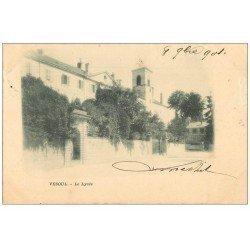 carte postale ancienne 70 VESOUL. Le Lycée 1901
