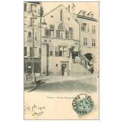 carte postale ancienne 70 VESOUL. Maison Espagnole 1903
