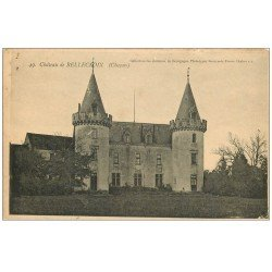 carte postale ancienne 71 CHAGNY. Château de Bellecroix