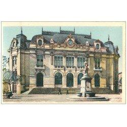 carte postale ancienne 71 MACON. Chambre de Commerce