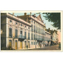 carte postale ancienne 71 MACON. Hôtel de Ville