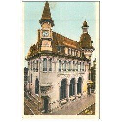 carte postale ancienne 71 MACON. Hôtel des Postes