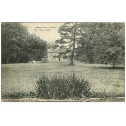 carte postale ancienne 14 AGY. Villa Château 1922