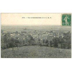 carte postale ancienne 14 ARGENCES. Le Village