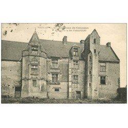 carte postale ancienne 14 ARGOUGES. Château de la Fée 1939