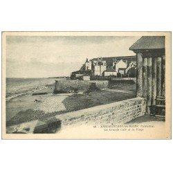 carte postale ancienne 14 ARROMANCHES. Grande Cale n°40