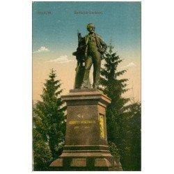 carte postale ancienne 68 COLMAR. Bartholdi Denkmal