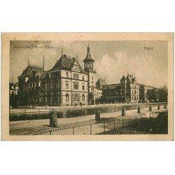 carte postale ancienne 68 MULHOUSE. La Poste 1903