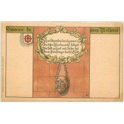 carte postale ancienne 68 MULHOUSE. Souvenir du Vieux Mulhouse Mülhausen