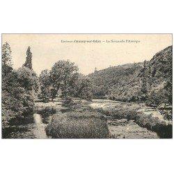 carte postale ancienne 14 AUNAY-SUR-ODON. La Normandie