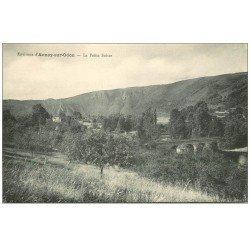 carte postale ancienne 14 AUNAY-SUR-ODON. La Petite Suisse