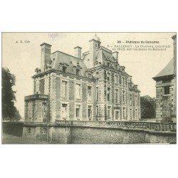 carte postale ancienne 14 BALLEROY. Le Château 38