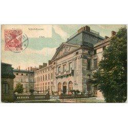 carte postale ancienne 67 SAVERNE ZABERNE. Schloss-Kaserne 1907