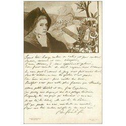 carte postale ancienne 67 STRASBOURG STRASSBURG. Alsacienne Lorraine et Belfort