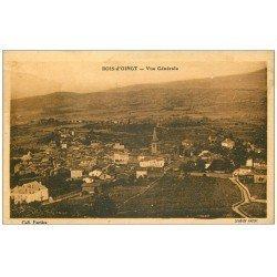 carte postale ancienne 69 BOIS-D'OINGT. Collection Ferrière