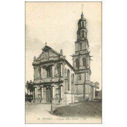 carte postale ancienne 14 BAYEUX. Eglise Saint-Patrice