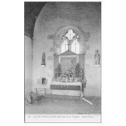 carte postale ancienne 72 ALPES MANCELLES. Chapelle Saint-Cénéri