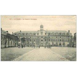 carte postale ancienne 72 LE MANS. Caserne Cavaignac