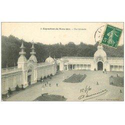 carte postale ancienne 72 LE MANS. Exposition de 1911