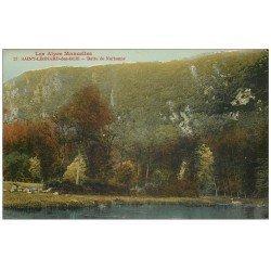 carte postale ancienne 72 SAINT-LEONARD-DES-BOIS. Butte de Narbonne
