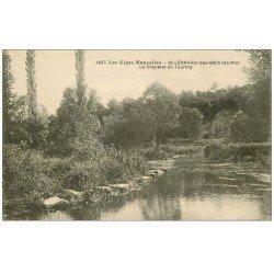 carte postale ancienne 72 SAINT-LEONARD-DES-BOIS. Chapelet du Touring