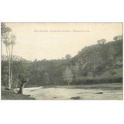 carte postale ancienne 72 SAINT-LEONARD-DES-BOIS. Colline de la Paio
