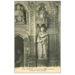 carte postale ancienne 72 SOLESMES. Saint-Denis