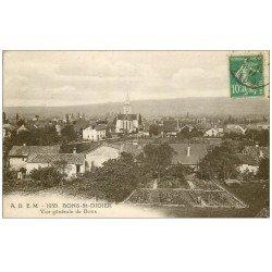 carte postale ancienne 74 BONS-SAINT-DIDIER. Le Village 1923
