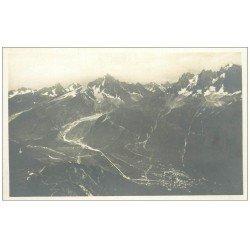 carte postale ancienne 74 CHAMONIX-MONT-BLANC. La Vallée