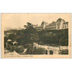 carte postale ancienne 74 EVIAN-LES-BAINS. Plendide-Hôtel. Collection Source Cachat