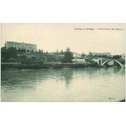 carte postale ancienne 26 BOURG-DE-PEAGE. Etablissement des Maristes